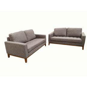 Adriatic 2 x 2 Seater Lounge Set