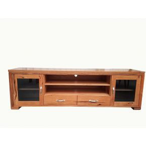 Florida 2.2m Marri Timber Entertainment Unit