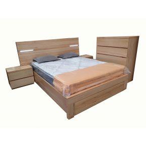 Harper 4 Piece Queen Bedroom Set
