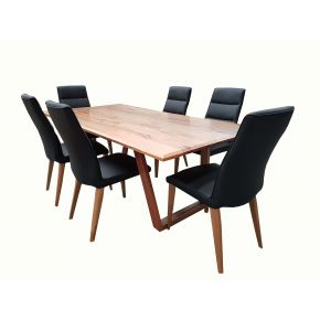Henrick 2100 Marri Timber Dining Table
