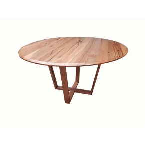 Henrick Round Marri Dining Table