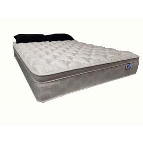 Huron White Queen Mattress