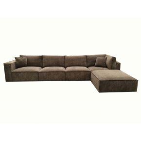 Joey 5 Piece Fabric Lounge Set