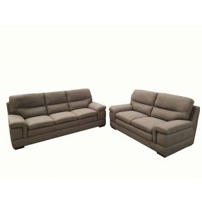Mandalay 3 +2 Seater Fabric Lounge Set