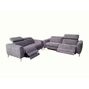 Marnie 3 + 2 Seater Electric Reclining Lounge Set