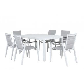 Matzo 7 Piece Outdoor Dining Set