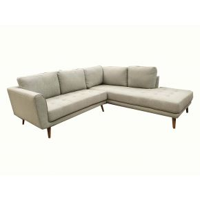 Melrosa 2 Seater Plus Chaise Lounge