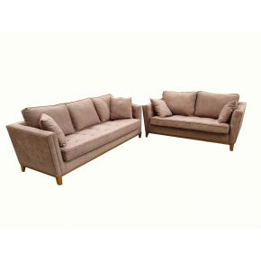Monterrey 3+2 Seater Fabric Lounge Set