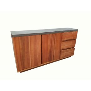 Montreal Blackwood Timber Buffet