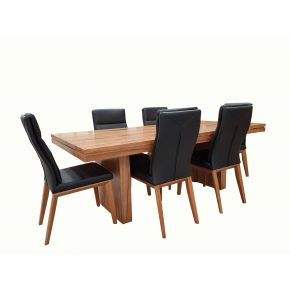 Oscar Marri Timber Dining Table