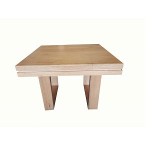 Austin Australian Messmate Timber Lamp Table