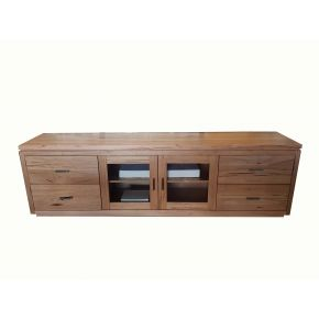 Austin Australian Messmate Timber TV Unit