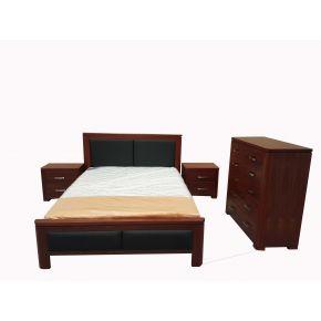 Petra 3 Piece Queen Bedroom Set