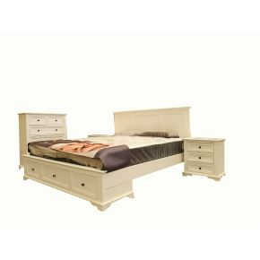 Provence 4 Piece Bedroom Set