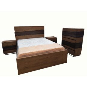 Roko 4 Piece Queen Bedroom Set