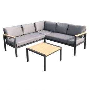 Mayfair Corner Lounge With Coffee Table
