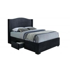 Violet King Size Bed